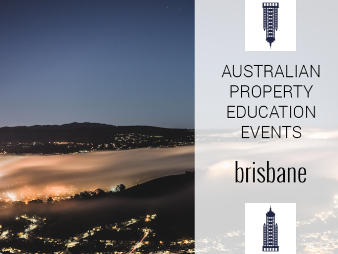 Australian Property Education Events Brisbane
