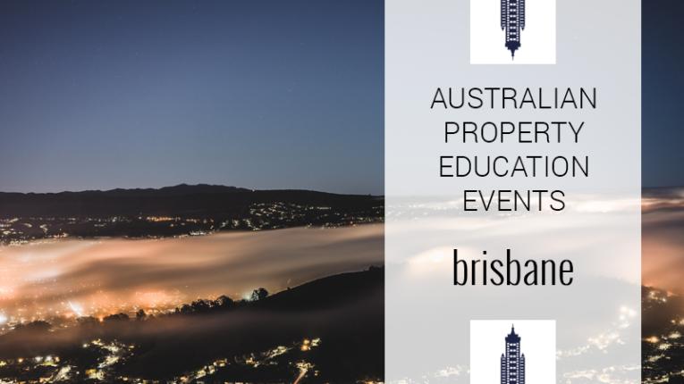 Australian Property Education Events Brisbane