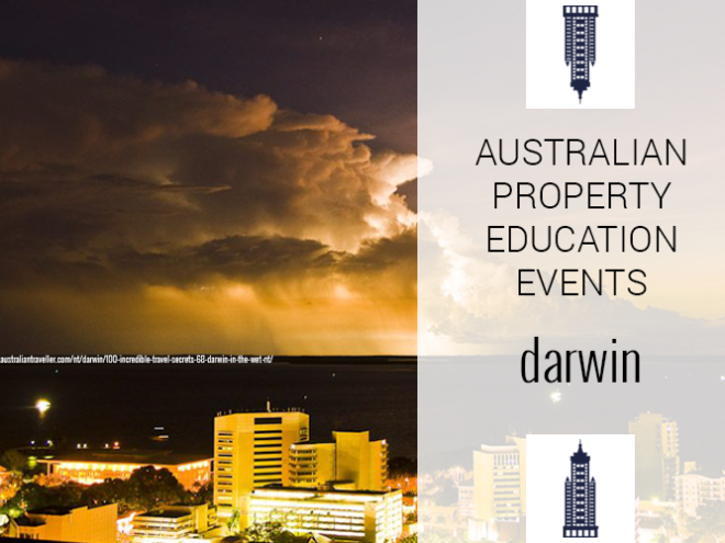 Australian Property Education Events Darwin