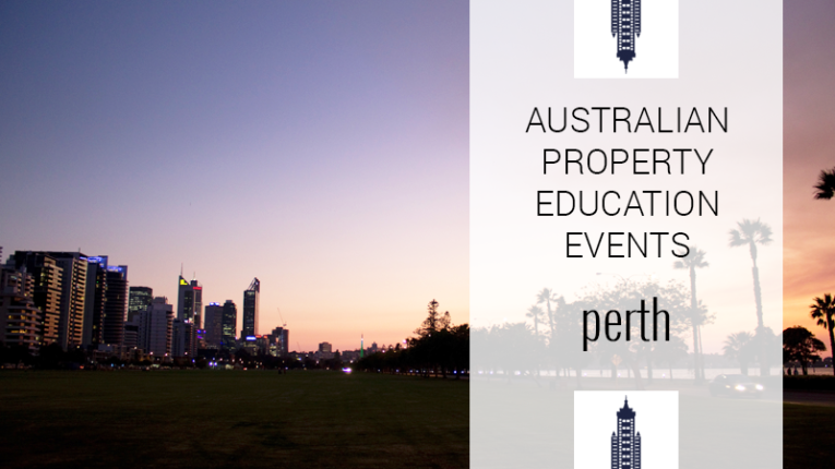 Australian Property Education Events Perth