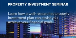Australian Property Education Property Education Events Building Wealth Through Property Investment with Ron Cross