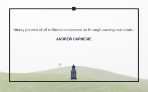 Australian Property Education Property Investment Quotes Andrew Carnegie