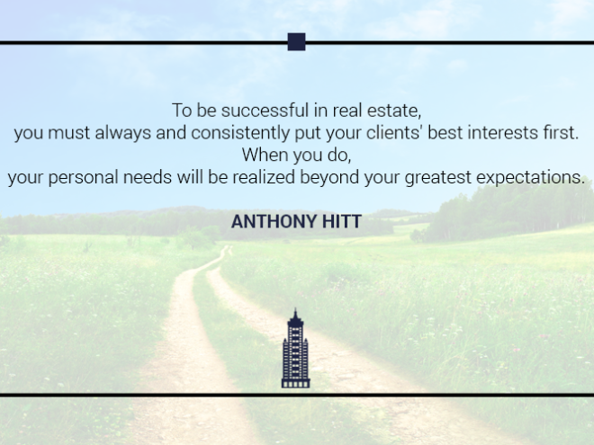 Australian Property Education Property Investment Quotes Anthony Hitt
