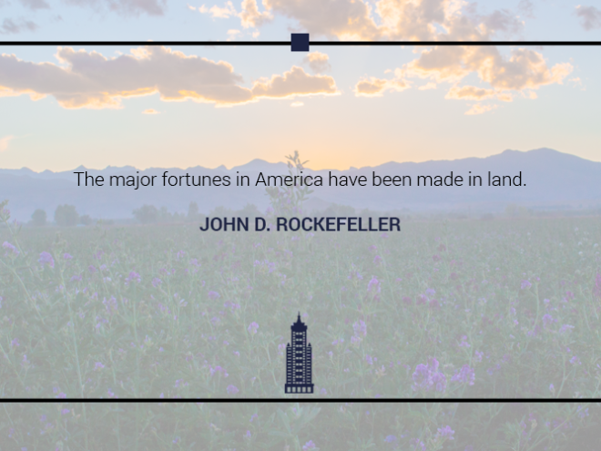 Australian Property Education Property Investment Quotes John Rockefeller
