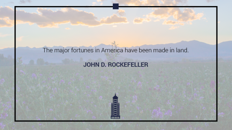 Australian Property Education Property Investment Quotes John Rockefeller