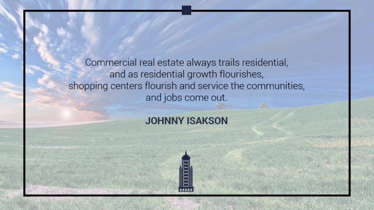 Australian Property Education Property Investment Quotes Johnny Isakson 2