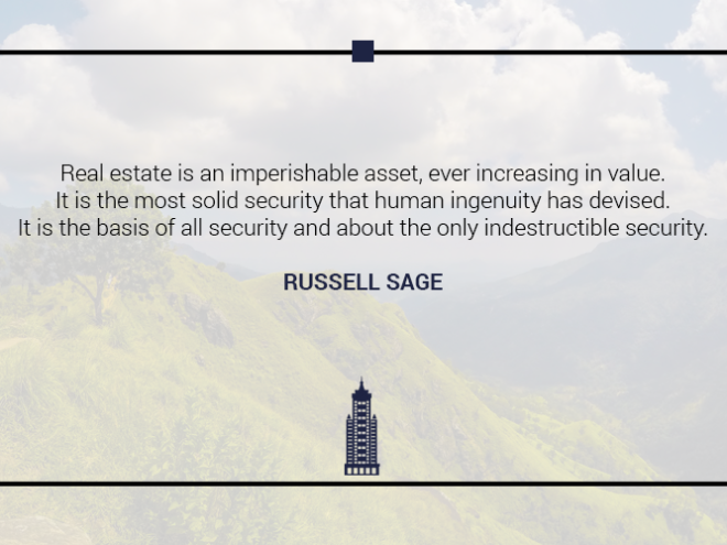 Australian Property Education Property Investment Quotes Russell Sage