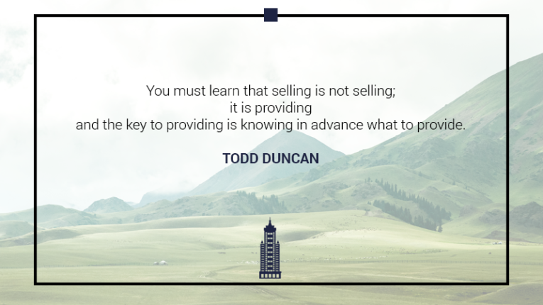 Australian Property Education Property Investment Quotes Todd Duncan
